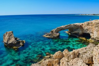 חוף הים בקפריסין